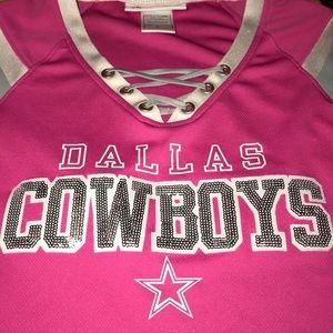 ddd25138a4c Tops | Dallas Cowboys Tammy Jersey | Poshmark